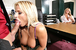 bigtitsatschool Cayden Moore and Brooke Belle img