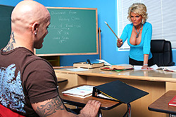 bigtitsatschool Diamond Foxxx img