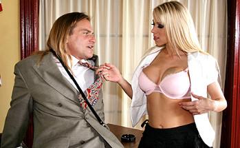 Katie morgan big tits at school