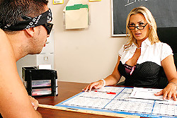 big tits at school Tanya Tate img